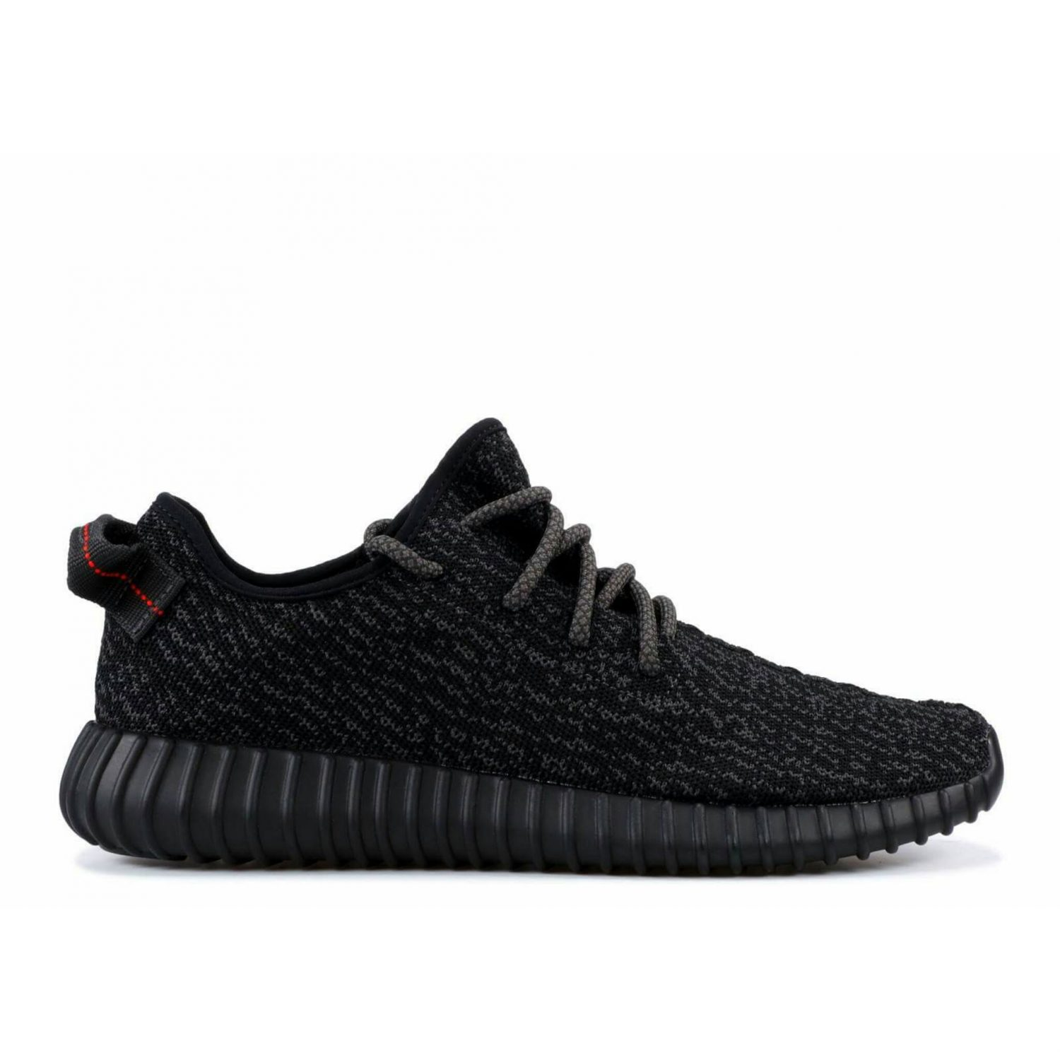 sports shoes 190d5 541c3 Adidas Yeezy 350 V1 Pirate Black For Men