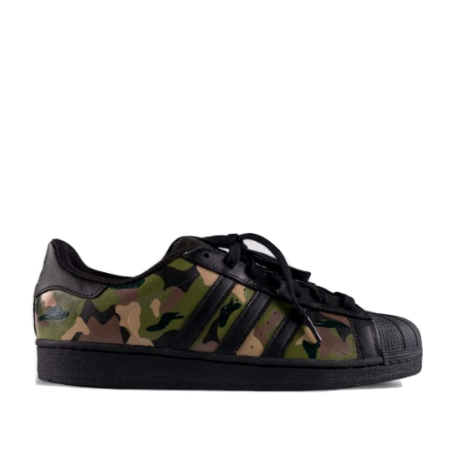 Adidas Superstar Earth Camo Shoes For Men