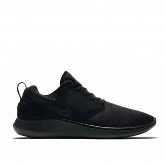 nike lunarsolo all black