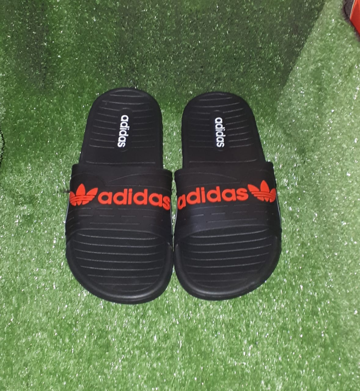 big sale 8c809 fdb6e Adidas Slides ( Slippers ) For Men