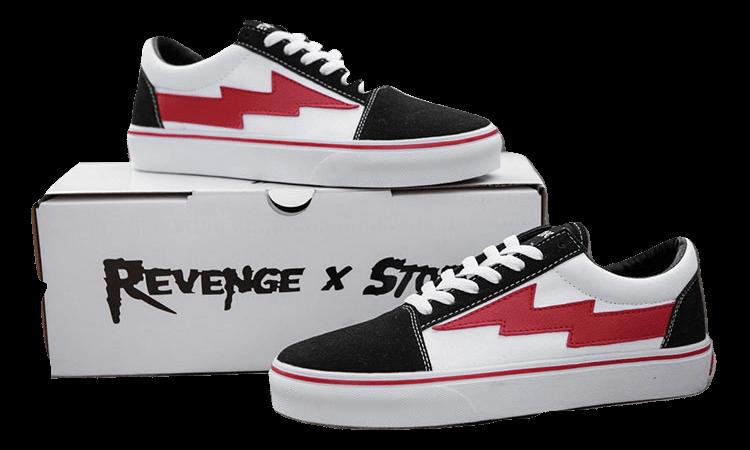 revenge vans