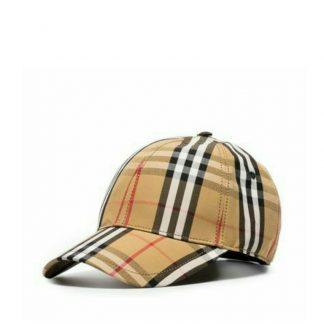 Burberry Vintage Check Cap in pakistan