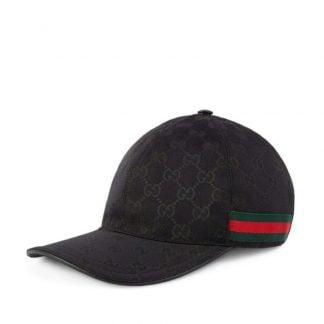 Gucci canvas baseball hat in pakistan