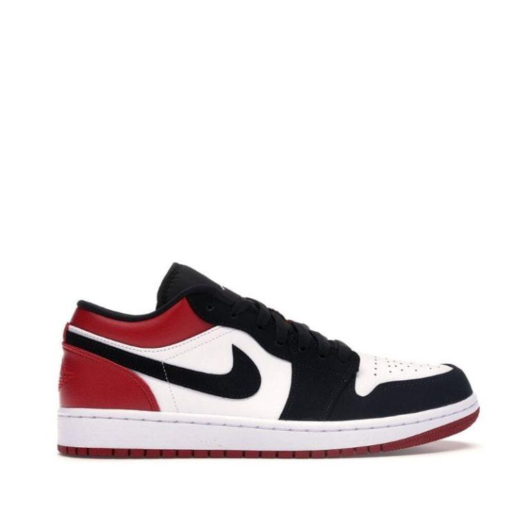 Nike Air Jordan 1 Low 'Black Toe' For