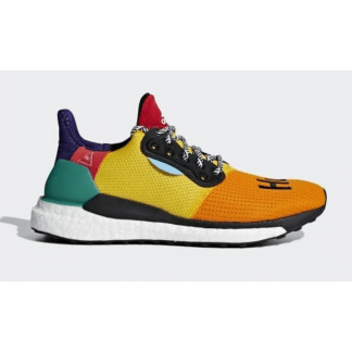 PHARRELL X SOLAR HU GLIDE 'Yellow' For Womens in pakistan