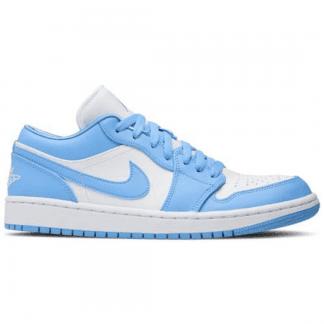Nike Air Jordan 1 High Low 'UNC'
