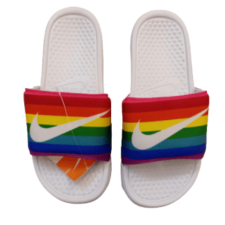 nike slides in pakistan